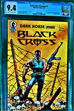 ***Dark Horse Presents #1***1st appearance of Concrete & Black Cross***