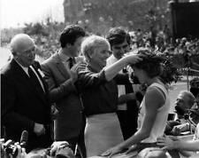 Photo. 1985 Boston Marathon Winner Lisa Larsen Weidenbach