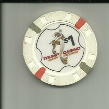 $1 TRUMP CASINO CHIP- GARY, IN #1