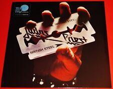 Judas Priest: British Steel LP 180G Black Vinyl Record 2017 Columbia Sony EU NEW