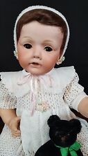 NIPPON Baby Doll Bisque Head Comp Body Antique Life Size  Antique CUTE!!
