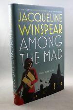 AMONG THE MAD - Jacqueline Winspear - 1st Edition 1st Printing - 2009 - HC
