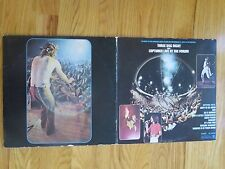 CHUCK NEGRON of THREE DOG NIGHT signed CAPTURED LIVE AT THE FORUM '69 Record COA