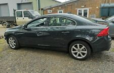 2017 VOLVO S60 SE NAV 2D 2.0D / DAMAGED REPAIRABLE SALVAGE (ONLY 6114 MILES!)