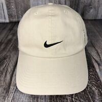 NIKE JUST DO IT SWOOSH HAT STRAP BACK CAP ADJUSTABLE ONE SIZE FITS MOST OSFM