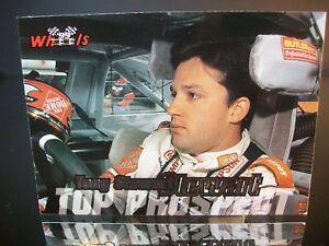 Tony Stewart #20 Home Depot Wheels 1999 Rookie Card #95 TOP PROSPECT
