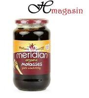 Meridian ORGANIC Pure Blackstrap Molasses 740g *UNSULPHURED*