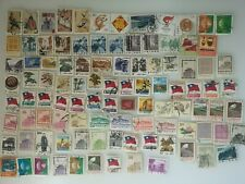 1000 Different China and Taiwan Stamp Collection