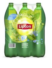 LIPTON ICE TEA GREEN 1.5L pack 6