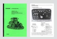 Fendt Farmer  309 LS / LSA Betriebsanleitung 1989