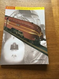 HORNBY RAILWAYS R8105 2001 PRODUCT CATALOGUE 47th EDITION 98 PAGES