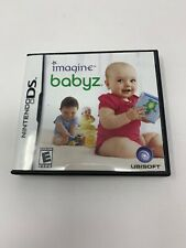 Imagine: Babyz  Game/Cartridge Nintendo DS with Plastic Storage Sleeve/Cover