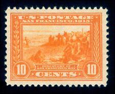 Momen: Us Stamps #400A Mint Og Nh Pse Graded Cert Xf-Sup 95