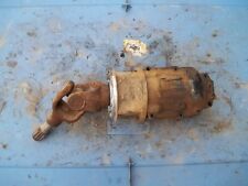 1998 YAMAHA BIG BEAR 350 2WD TRANSFER CASE WITH YOKES