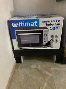 Itimat oven 60L double glass