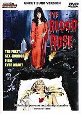 The Blood Rose DVD Mondo Macabro OOP Very Good Condition Very Rare