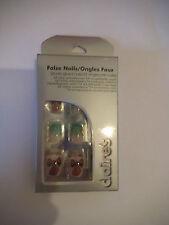 Bundle of 7 Boxes X 24 Faux False Nails New & Boxed  Wholesale Beauty Joblot