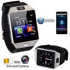 Fashion Bluetooth Smart Watch SIM Phone for Meizu M2 Note XiaoMi Redmi Note 2 3