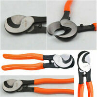 Heavy Duty Wire Cutter Stripper Copper Terminals Cable Crimping Crimper Pliers