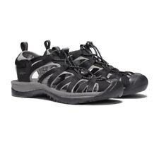 Sandales et chaussures de plage noirs KEEN pour femme