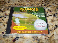 Ultimate Golf Guide (PC, Program) Windows Brand (New and Sealed)
