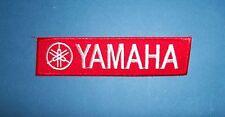 YAMAHA   SEW OR IRON ON PATCH