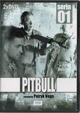 Pitbull - Sezon 01 (DVD 2 disc) 2005 serial TV POLSKI POLISH