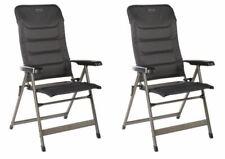 2 x Vango Kensington Tall Chair Excalibur (2018)