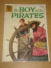 FOUR COLOR #1117 FN (6.0) DELL COMICS BOY AND THE PIRATES JUNE 1960 COVER D
