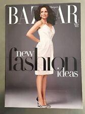 HARPERS BAZAAR Magazine - New Fashion Ideas - November 2009 - TINA FEY