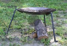 Ulfberth Feuerschale Abnehmbare Standbeine Feuerstelle Mittelalter LARP 40x28cm