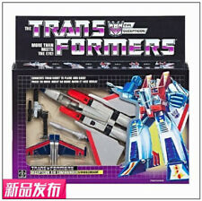 Transformers Toy TAKARA Hasbro G1 Starscream 2018 Reissue  New instock