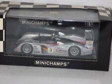 Minichamps Infineon Audi R8 Le Mans 24 hrs 2002 3rd place Krumm/Peter/Werner