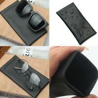 Soft PU Leather Sunglasses Glasses Sleeve Specs Reading Black Glasses Bags Gift