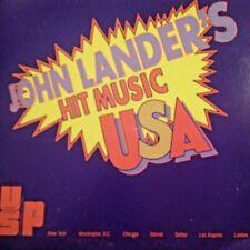 RADIO SHOW: JOHN LANDER MUSIC USA 7/30/88 REM,TIFFANY, STEVE WINWOOD, JETS, CHER