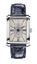 Cuervo Y Sobrinos 1016.1I Art Deco Watch Prominente Clasico w/Humidor-Ivory Dial