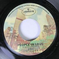 Rock 45 People In Love - People In Love / Don'T Squeeze Me Like Toothpaste On Me