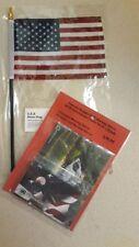 FREE USA Flag+RFID Patriotic Blocking Passport & Credit Card Protector Sleeves