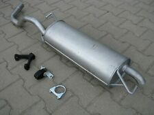 Pour Seat Leon VW New Beetle Golf IV 1.4 16V silencieux arriere *F179