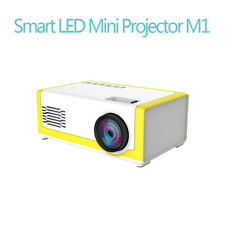 New listing Smart Led Mini Projector M1 Ultra Portable 1080P Home Theater New