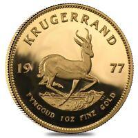 1977 South Africa 1 oz Proof Gold Krugerrand