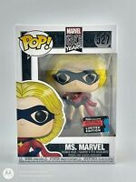 FUNKO POP!: MARVEL 80 YEARS - MS. MARVEL FALL CONVENTION EXC. #527 *UK STOCK*