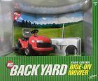 Backyard Radio Control Ride-On Mower