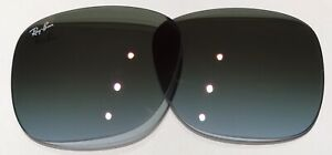 Ray Ban RB4165 Justin Green Gradient With Red mirror Replacement Lenses 55 mm