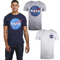 Nasa - Iconic Logo - Mens - T-shirts - Official Licensed - Sizes S-XXL