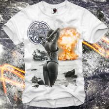 Themen für Herren-T-Shirts aus Mischgewebe mit Motiv