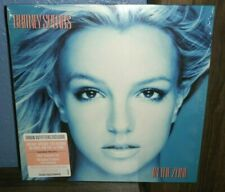BRITNEY SPEARS IN THE ZONE URBAN OUTFITTERS BLUE LP TOXIC EVERYTIME MADONNA