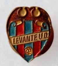 insigne ancien LEVANTE UD CLUB FOOTBALL VALENCE VALENCIA ESPAGNE ORIGINAL SPAIN