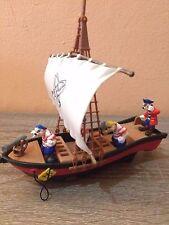 Galeone Banda Bassotti Walt Disney Topolino Pirati Personaggi Gadget