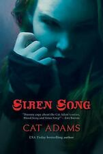 The Blood Singer Novels: Siren Song 2 by Cat Adams (2010, Paperback)